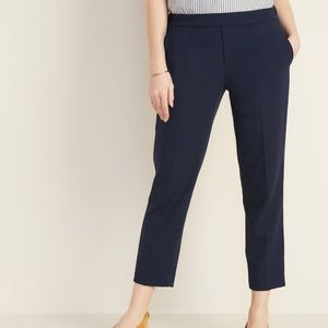 Old Navy Mid-Rise Pull On Pant